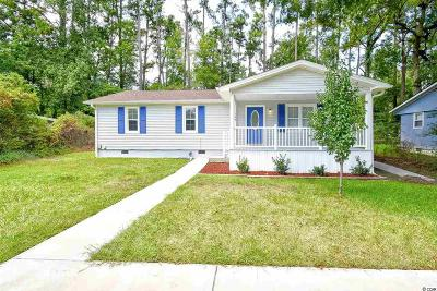 Myrtle Beach Single Family Home For Sale: 160 Ranchette Circle