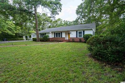 Horry County Single Family Home For Sale: 219 Myrtle Ln.