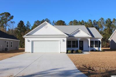 Conway Single Family Home Active Under Contract: 5139 Huston Rd.