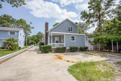 North Myrtle Beach Single Family Home For Sale: 2707a Edge Dr.