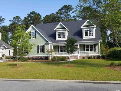 Murrells Inlet Single Family Home For Sale: 240 Sprig Ln.