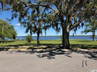 Georgetown County Residential Lots & Land For Sale: Lot # 130 South Bay St.