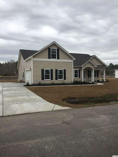 Loris SC Single Family Home Active Under Contract: $232,014