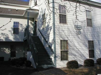 Little River Condo/Townhouse For Sale: 4349 Spa Dr. #1007