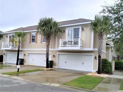 North Myrtle Beach Condo/Townhouse For Sale: 713 Madiera Dr. #CH2-R2