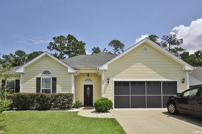 Myrtle Beach Single Family Home For Sale: 198 Sugar Mill Loop
