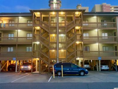 North Myrtle Beach Condo/Townhouse For Sale: 2700 S Ocean Blvd. #C-2