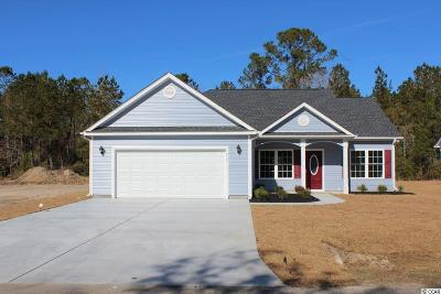 Conway Single Family Home Active Under Contract: 5131 Huston Rd.