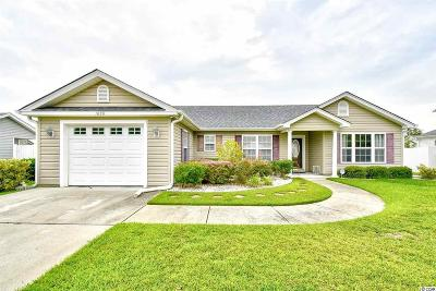 Conway Single Family Home For Sale: 1036 Cadbury Ct.