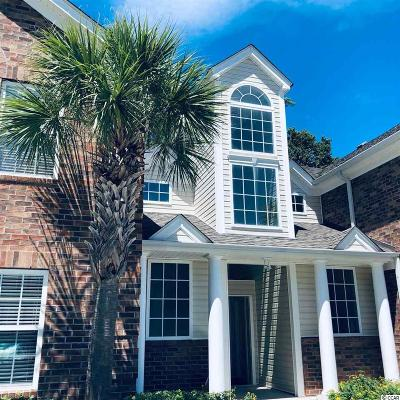 Murrells Inlet Condo/Townhouse For Sale: 132 Brentwood Dr. #C