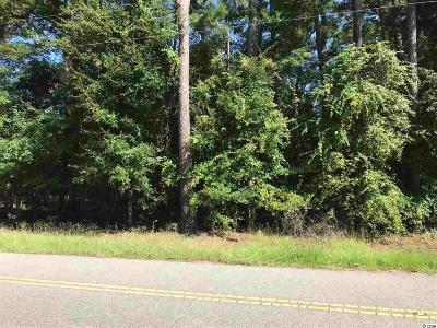 Horry County Residential Lots & Land For Sale: Lot 12 Rowe Pond Rd.