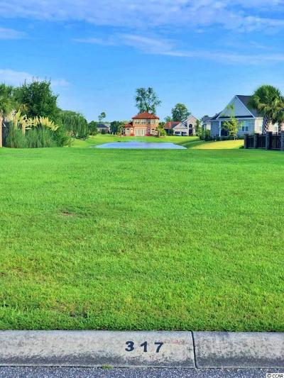 Horry County Residential Lots & Land For Sale: 1403 Bohicket Ct.