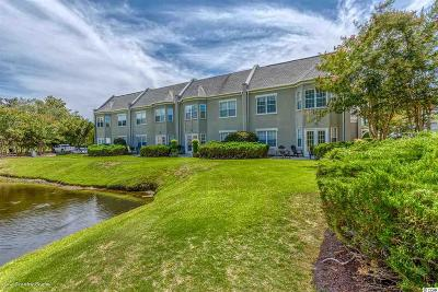 Horry County Condo/Townhouse For Sale: 4591-B Girvan Dr. #4591-B