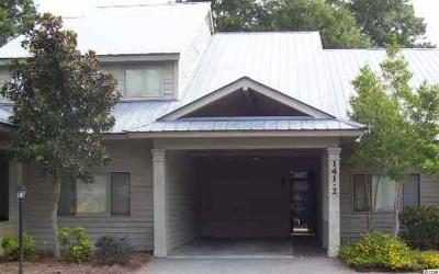 Georgetown County Condo/Townhouse For Sale: 141-2 Twelve Oaks Dr. #2