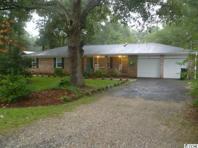 Georgetown County Single Family Home For Sale: 902 Old Plantation Dr.