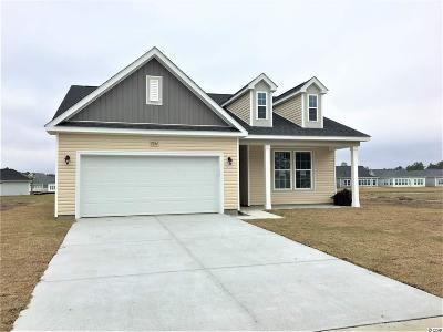 Horry County Single Family Home Active Under Contract: 7054 Swansong Circle