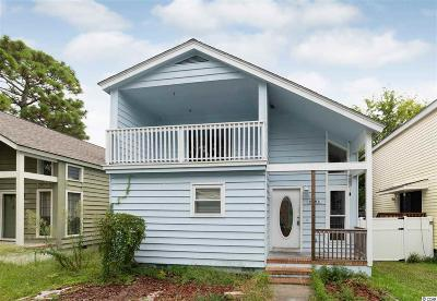 North Myrtle Beach Single Family Home For Sale: 1906 Edge Dr.