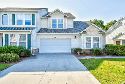 North Myrtle Beach Condo/Townhouse For Sale: 6095 Catalina Dr. #2016