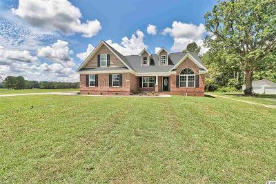 Aynor SC Single Family Home For Sale: $263,000