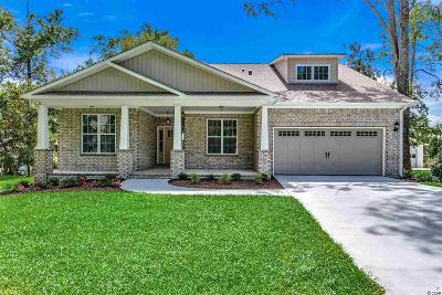 Horry County Single Family Home For Sale: 419 13th Ave. N
