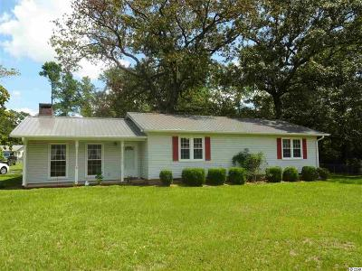 Conway Single Family Home For Sale: 6910 Hucks Rd.