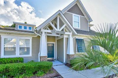 North Myrtle Beach Condo/Townhouse For Sale: 6244 Catalina Dr. #912