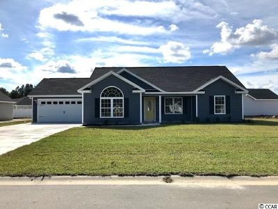 Conway Single Family Home For Sale: 600 Beckell St.