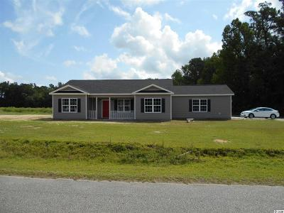 Conway Single Family Home For Sale: 7059 Oak Grove Rd.