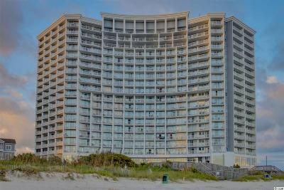 Myrtle Beach Condo/Townhouse For Sale: 158 Seawatch Dr. #509