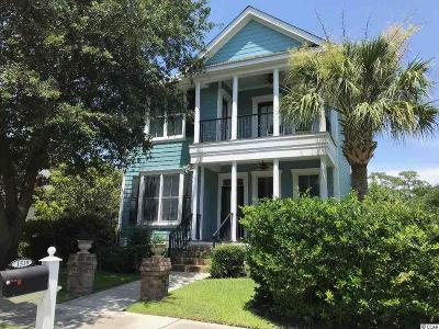 North Myrtle Beach Single Family Home For Sale: 1519 James Island Ave.