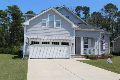 Brunswick County, New Hanover County, Georgetown County, Horry County Single Family Home For Sale: 4768 Yellowood Dr.