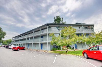 Brunswick County, New Hanover County, Georgetown County, Horry County Condo/Townhouse For Sale: 5905 Souths Kings Highway #6207
