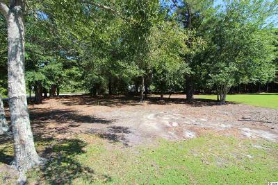 Horry County Residential Lots & Land For Sale: Lot A Bay Dr.