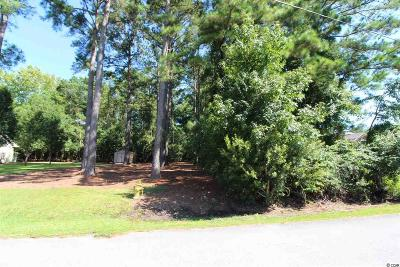 Horry County Residential Lots & Land For Sale: Lot C Bay Dr.