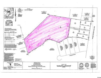 Horry County Residential Lots & Land For Sale: Lot 7 Heritage Rd.