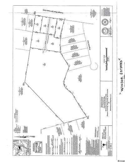 Horry County Residential Lots & Land For Sale: Tbd Heritage Rd.
