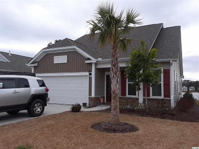 Murrells Inlet Single Family Home For Sale: 105 Heron Lake Ct.
