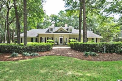 Murrells Inlet SC Single Family Home For Sale: $649,900