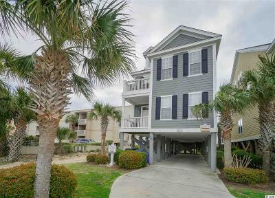 Surfside Beach Single Family Home For Sale: 1417a N Ocean Blvd.