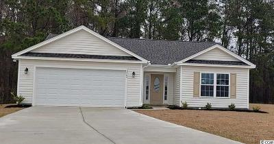 Conway SC Single Family Home For Sale: $186,490