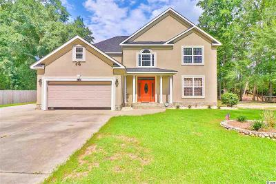 Conway SC Single Family Home For Sale: $374,900