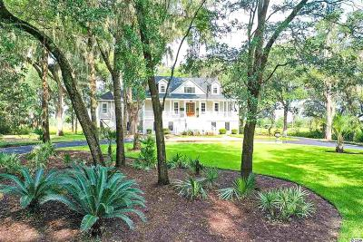 Pawleys Island Single Family Home Active Under Contract: 579 River Oaks Circle