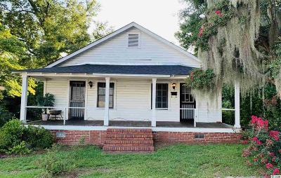 Conway SC Single Family Home For Sale: $110,000