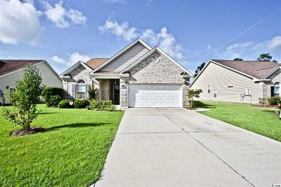 Murrells Inlet Single Family Home For Sale: 112 Fox Den Dr.