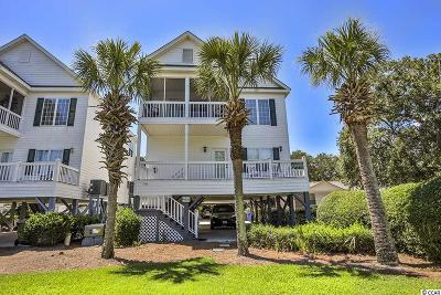 Surfside Beach Single Family Home For Sale: 117 B 9th Ave. S