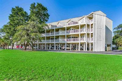 North Myrtle Beach Condo/Townhouse For Sale: 211 N Hillside Dr. #105