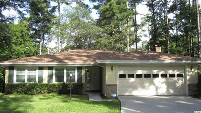 Brunswick County Single Family Home For Sale: 11 Pineridge Ct.