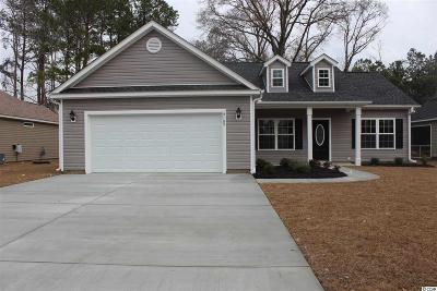 Conway Single Family Home Active Under Contract: 5105 Huston Rd.