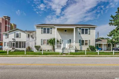 North Myrtle Beach Multi Family Home For Sale: 301 S 27th Ave. S