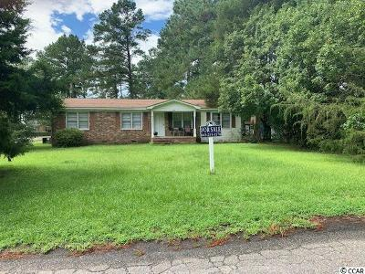 Conway Single Family Home Active Under Contract: 308 Heritage Rd.